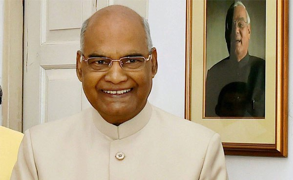 Image result for President Ram NathKovind inaugurates 'One District one Product' Summit in UP
