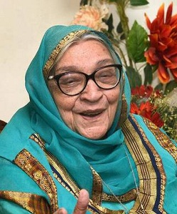 Eminent Hindi writer Krishna Sobti passes away at 93