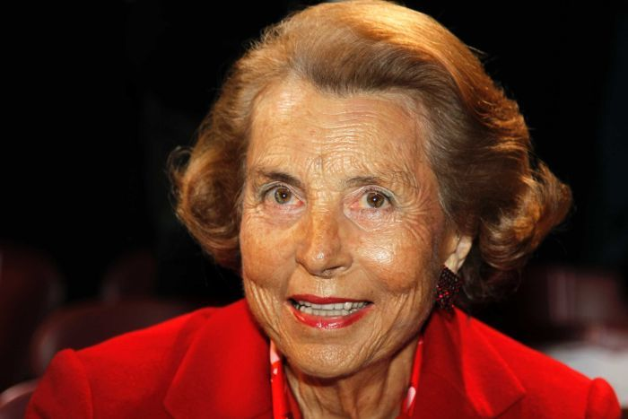 L'Oreal's heiress, Liliane Bettencourt dies at 94
