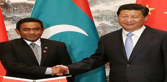 India Breaks Silence On China Maldives Fta