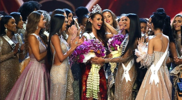 Miss Philippines wins Miss Universe 2018
