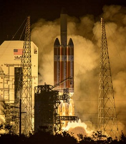 NASA launches Parker Solar Probe mission to study Sun's corona
