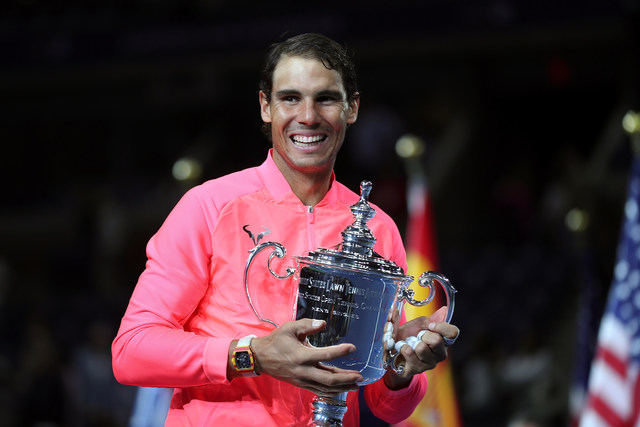 Awe-Inspiring Nadal Crushes Del Potro to Reach Final