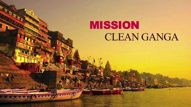 Image result for National Mission for Clean Ganga