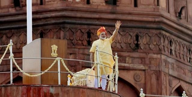 Image result for PM NarendraModi inaugurates NetajiSubhash Chandra Bose museum at Red Fort