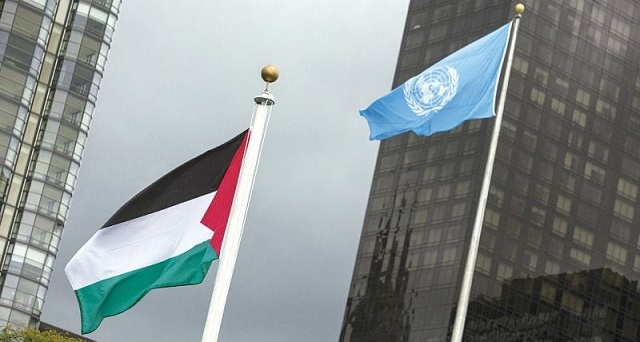 Palestine to apply for full UN membership in January 2019