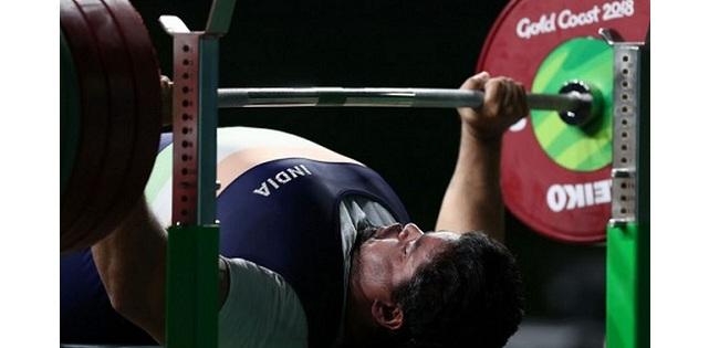 Para Powerlifter Sachin Chaudhary wins bronze