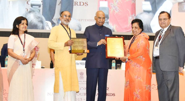 8 Prestigious National Tourism Award won by Telangana Tourism Department
