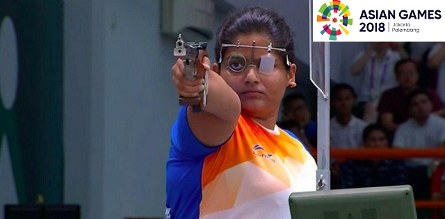 rahi sarnobat in asian games