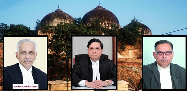 Supreme Court adjourns Ayodhya case to January 2019