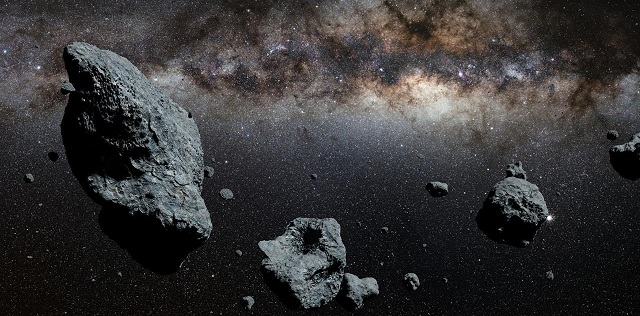 Image result for Researchers discover evidence of water in 17 asteroids