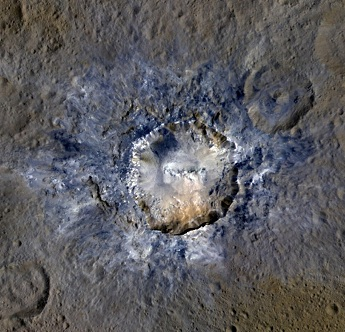 Researchers discover evidence of water in 17 asteroids