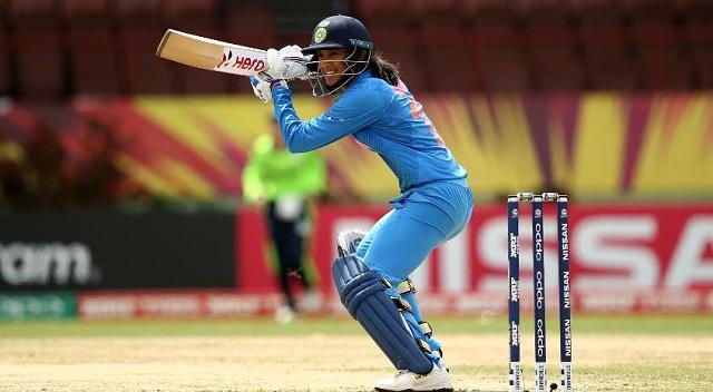 Smriti Mandhana named ICC Women's Cricketer of the Year