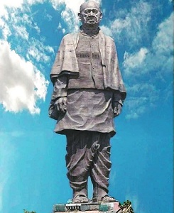 PM Modi unveils world's tallest statue 'Statue of Unity'