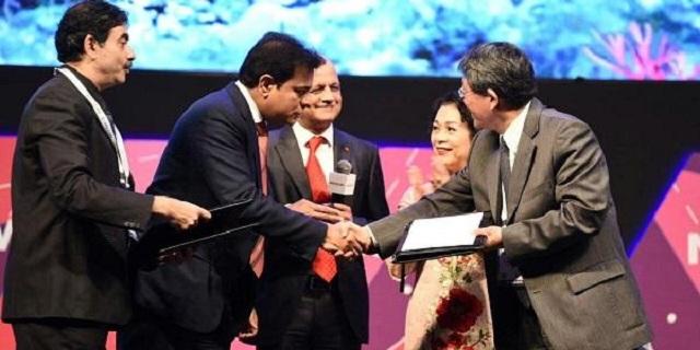 Telangana, Taiwan sign MoU for better technology partnership