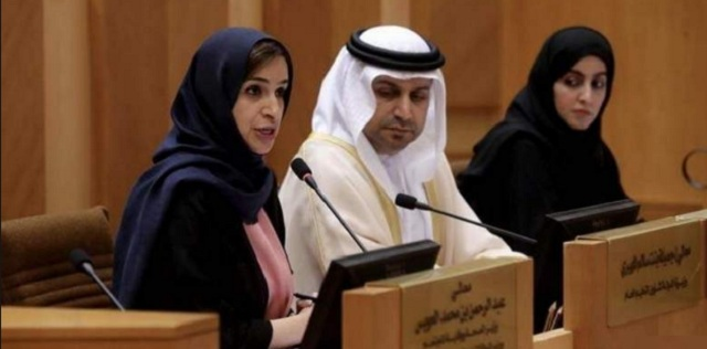 Image result for UAE to double women's representation in Federal National Council to 50 per cent