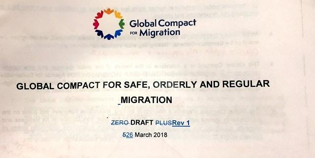 Australia rejects UN migration pact