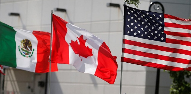 US and Canada sign trade deal replacing NAFTA