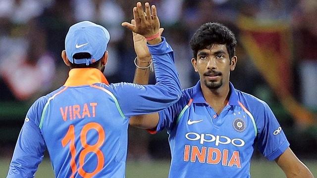 India's Virat Kohli, Jasprit Bumrah lead ICC ODI player rankings