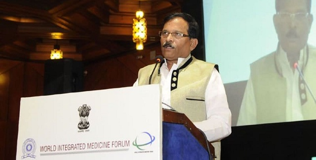 Image result for World Integrated Medicine Forum held to advance global cooperation in Homoeopathy