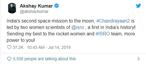Chandrayaan 2 Launched Succesfully Meet women power behind this mission