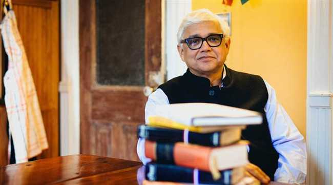 Image result for Noted writer Amitav Ghosh honoured with Jnanpith Award 2018