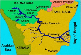 SC upholds Centre's draft scheme on Cauvery