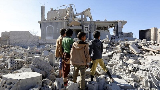 US House passes a resolution to withdraw US military support in Yemen