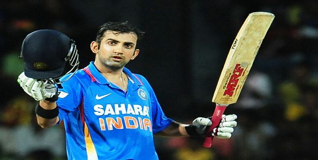 Image result for GautamGambhir announces retirement from all forms of cricket: A Glance at his cricket career