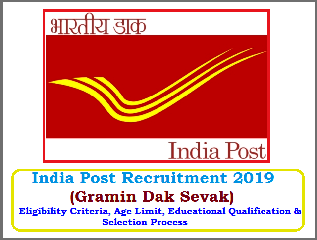 Date Extended: India Post GDS Recruitment 2019: Know how to