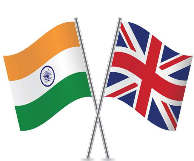 Image result for India, Britain sign various agreements in areas of technology, trade and investment