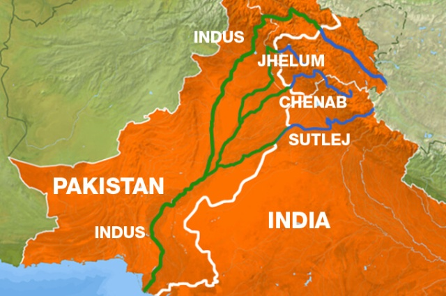 Image result for Indus Waters Treaty between India and Pakistan: Present status of development in India