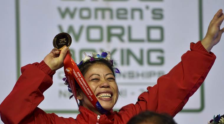 Image result for Mary Kom becomes 'World No 1' Boxer in latest AIBA World Rankings