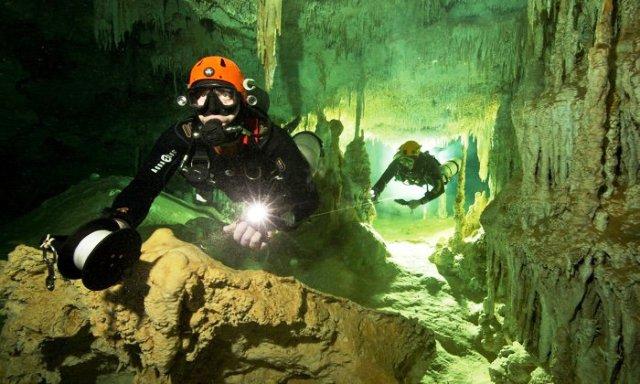Image result for मेक्सिको में सबसे बड़ी जलमग्न गुफा मिली