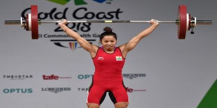 Commonwealth Games 2018 Weightlifter Mirabai Chanu clinches first gold for India