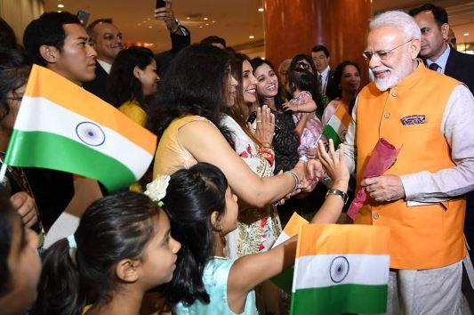 PM Modi arrives in Japan, will meet Jinping, Putin and Trump