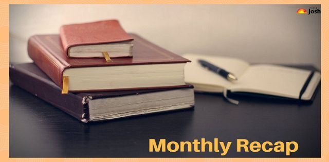 Monthly Recap: July Current Affairs