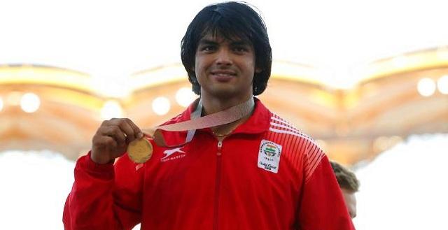 Neeraj Chopra wins Gold in Javelin Throw