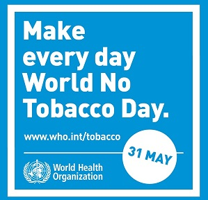 World No Tobacco Day observed globally