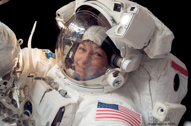 Astronaut Peggy Whitson home after record-setting flight