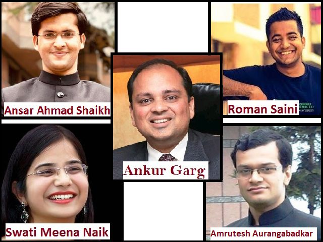 Young Guns who became IAS Officers in early 20s