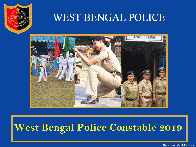West Bengal Police Constable 2019 Exam (4 August): Know Exam