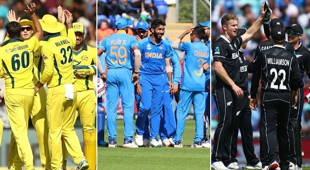 cricket world cup 2019 semi final qualification scenarios these four teams might make the cut
