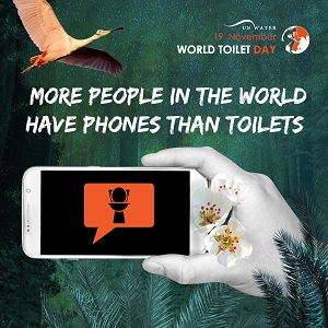 World Toilet Day observed globally
