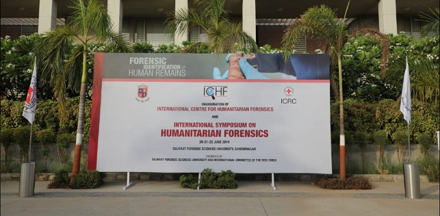 World's first International Centre for Humanitarian Forensics launched