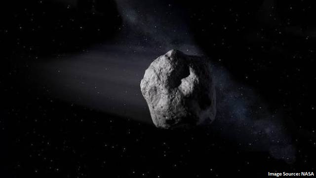 Large Near-Earth Asteroid Will Pass Earth by This September