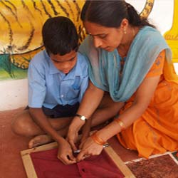 Vocational Education fpr the Differently Abled